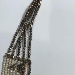 J. Crew Jewelry - Beaded statement necklace